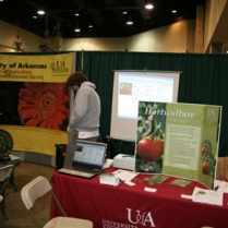 2008 UAEX Booth